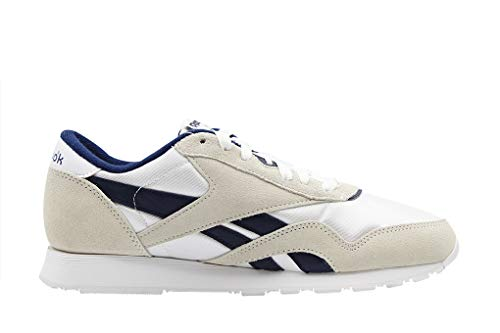 Cl Reebok Homme Navy Chaussures 000 Nylon Collegiate White Archive de Fitness M Multicolore dTrTnOq