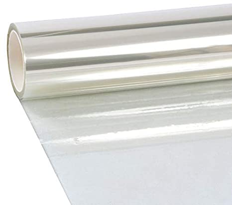 VViViD 12 Mil Clear Safety Anti-Shatter Film Window Protection Vinyl 30 x 6.5ft Choose Your Size