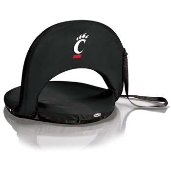 NCAA Oniva Seat Color: Black, NCAA Team: University Of Cincinnati Bearcats