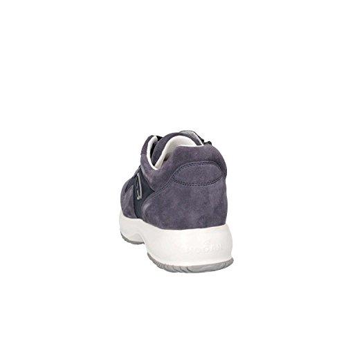 Hogan Junior HXC00N0V3118GMU810 Sneaker Baby Blau
