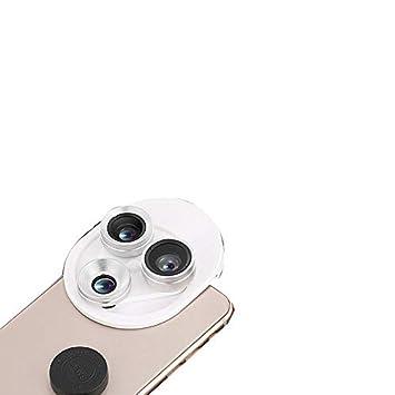 laonBonnie Zm-068 - Tocadiscos Objetivo 3 en 1 para teléfono móvil ...