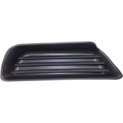 DAT AUTO PARTS Fog LAMP Hole Cover Replacement for 07-11 Toyota Camry for Base/CE/LE and All Hybrid Models Black Right Passenger Side TO2599103