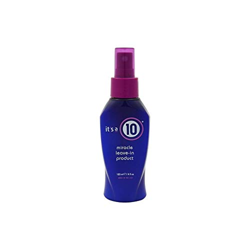 It's a 10 Haircare Miracle Leave-In Product, 4 Fl Oz