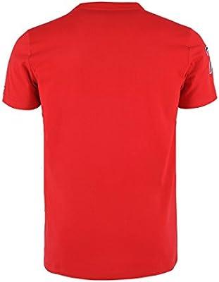 Camiseta Kappa España -Roja-: Amazon.es: Deportes y aire libre