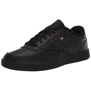 Reebok Men's Club MEMT Casual Sneakers, Black/DGH Solid Grey/Black, 6
