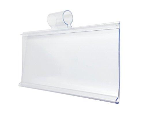shelf clip label holder - 9
