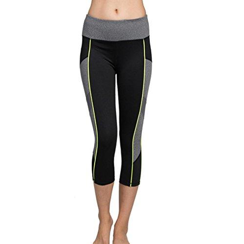 MNII donne che gestiscono pantaloni da jogging Fitness traspirante Paragrafo Dye stampa Fast Dry ad alta quota di formazione Pantaloni- Abbigliamento sportivo!