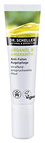 Dr. Scheller Argan Oil and Amaranth Anti-Wrinkle Eye Care, 0.5 Ounce