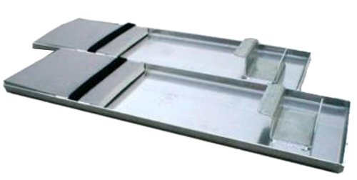Czar Weld CWT-15800A 8-Inch by 28-1/2-Inch Aluminum Ski-Boards by Czar Weld