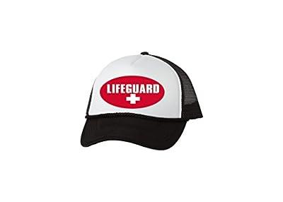 Rogue River Tactical Lifeguard Funny Trucker Hat Baseball Cap Retro Vintage Joke