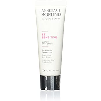 ANNEMARIE BÖRLIND - ZZ SENSITIVE Protective Day Cream- Sustainably Sourced Natural Facial Moisturizer for a Protected and Visibly Smoother Facial Skin - Step 3 of 5 - 1.69 Oz.