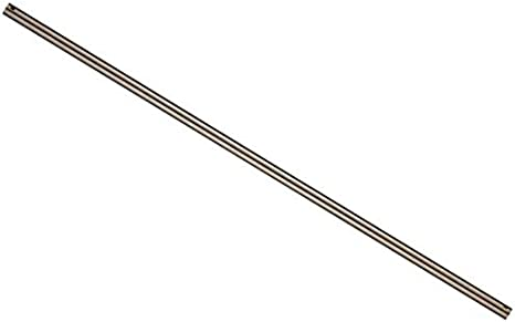 Lucci Air 210541120 1//2 Inch Diameter Downrod 12-inch Charcoal