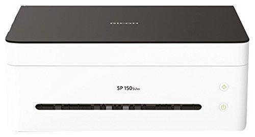 Ricoh SP 150SUw Laser A4 WLAN Schwarz, Weiß - Multifunktionsgeräte (Laser, 600 x 600 DPI, 1200 x 1200 DPI, A4, Mono, Flachbett)
