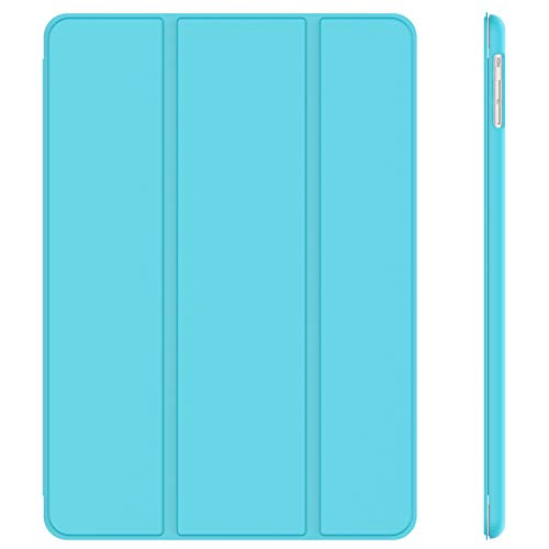 JETech Case for Apple iPad Air 1st Edition (NOT for iPad Air 2), Smart Cover with Auto Wake/Sleep, Blue
