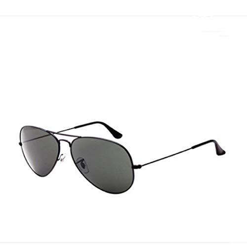 Premium Military Style Classic Aviators Sunglasses, BOLLH Polarized, 100% UV Resistant