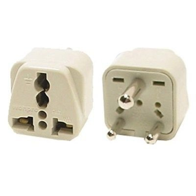 EopZol™ Travel Universal Plug Adapter Type D for India Afr
