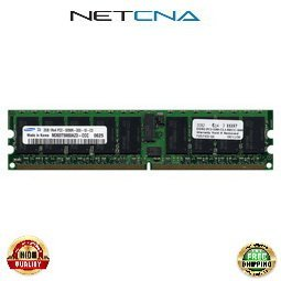 PH201A 2GB HP Workstation xw6200/xw8200 PC2-3200 SR ECC DIMM 100% Compatible memory by NETCNA USA (Xw6200 Workstation)
