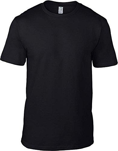 Anvilorganic carcasa para de cuello de ganso con del Portsmouth F.C para de manga corta para mujer Tee etiqueta frontal de la selección alemana del Casual costura para blusas de mujer rasgaduras Verde