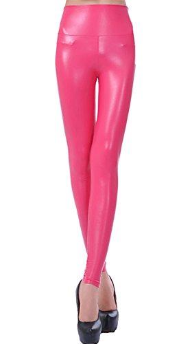 Donna Red Pantaloni PLAER Pantaloni Rose Donna PLAER PZOZIW