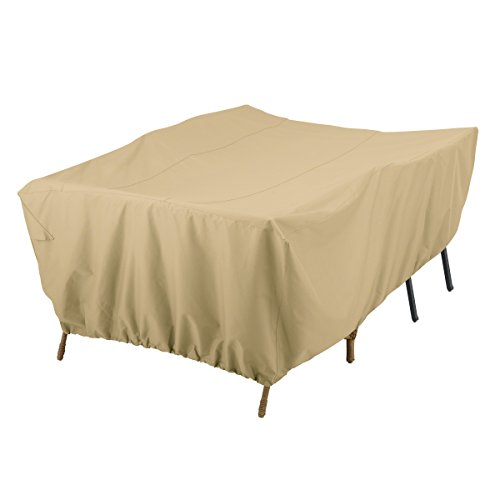 Classic Accessories Terrazzo General Purpose Patio Furniture Cover – All Weather Protectio ...