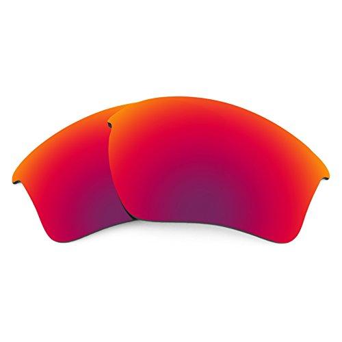 Revant Polarized Replacement Lenses for Oakley Half Jacket 2.0 XL Midnight Sun MirrorShield