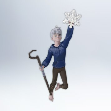 Hallmark 2012 Christmas Ornaments QXI2721 Jack Frost by Dream Works