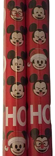 Mickey Mouse And Friends Theme Gift Wrap - Cars - Wrapping Paper 20 sq ft. (1 Roll)