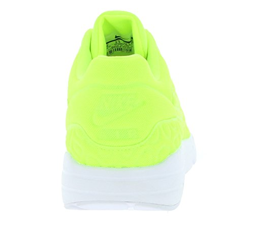 Nike Vrouwen Air Max 1 Ultra Pluche Running Trainers 844.882 Schoenen Van Volt Wit 700