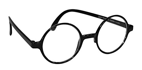 [Harry Potter Eyeglasses Costume Accessory] (Halloween Goggles)