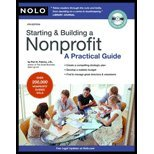 img - for Starting & Building a Nonprofit (4th, 11) by JD, Peri Pakroo [Paperback (2011)] book / textbook / text book