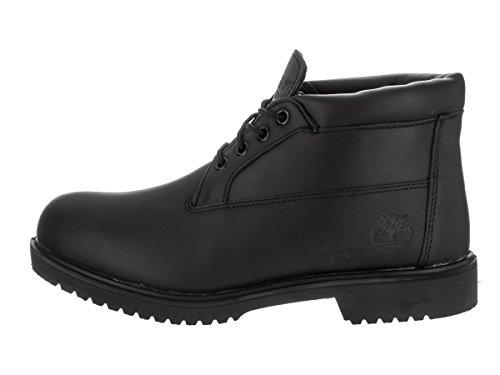 Timberland WP Chukka Black Mens Boots Size 8.5 UK