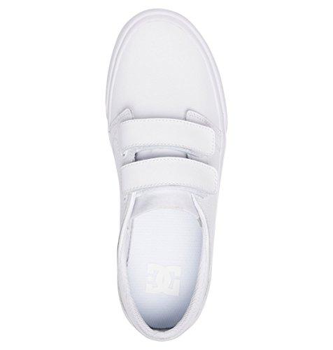 DC Shoes Trase V SE - Shoes - Schuhe - Frauen - EU 42 - Weiss