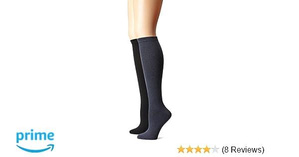 f5e6c564b K. Bell Socks Women s Soft and Dreamy Marl KH 2 PR Pack