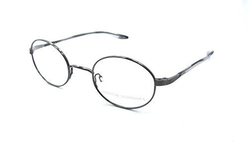 Barton Perreira RX Eyeglasses Frames Thoreau 45x22 Pewter Titanium Made in - Titanium Barton Perreira