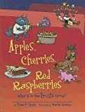 Apples, Cherries, Red Raspberries: What Is in the Fruits Group? (Food Is CATegorical)