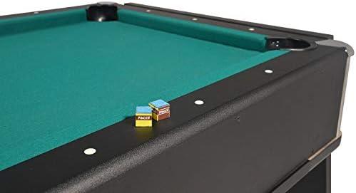 Mesa de juegos 4 en 1 plegable Air Hockey – Ping Pong – Billar con ...