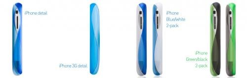 Griffin Wave for iPhone 3G, White