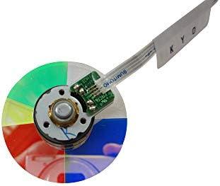 Amazon.com: DLP Proyector Rueda de color de repuesto para LG ...