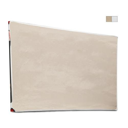 - Photoflex Fabric for LitePanel Frame, SunLite/White, 39 x 72