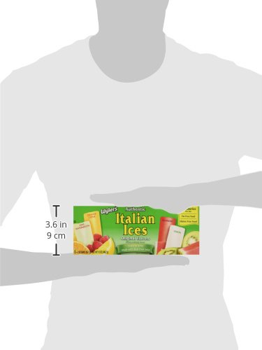 Wyler's Authentic Italian Ice Freezer Bars, 6-Count (Pack of 4) by Wyler's (Image #5)