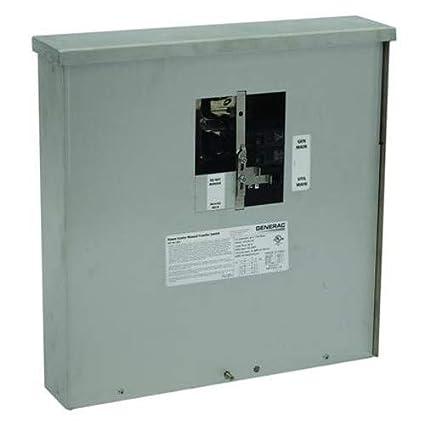 service manual for generac generator