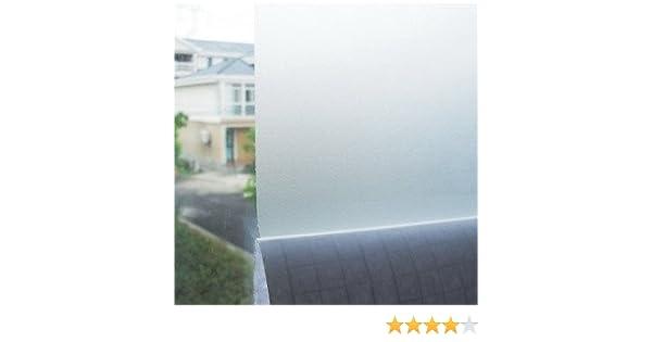 Vinilo acido arenado traslucido color super claro, para cristal, mampara, ventana, etc. Medida: 60x120cm: Amazon.es: Hogar