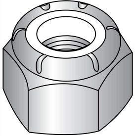 3/8-16 NE Nylon Insert Hex Lock Nut 3 16 Stainless Steel, Pkg of 500