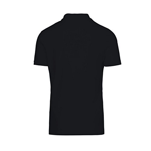 Diadora Sport 102161005 - Polo para hombre Negro