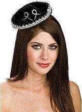 Rubie's Costume Co Bk/Silver Mini Sombrero Costume -
