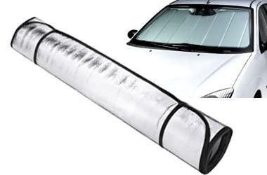 myshopx Frontscheibe Abdeckung Sonnenabdeckung100/% Sonnenschutz Auto Windschutzscheibe Schneeabdeckung Frostabdeckung Scheibenabdeckung Frost EIS