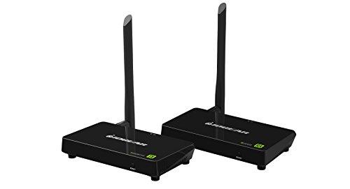 IOGEAR GW4K30KIT Wireless 4K at 30Hz Video Extender with Local Pass-Through Video Converter