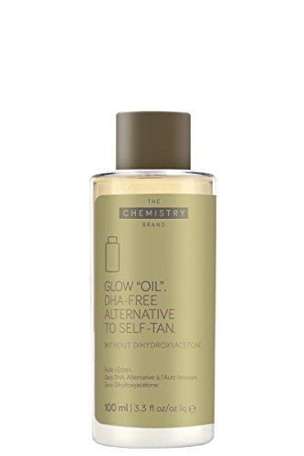 The Chemistry Brand - Glow Oil 100 ml - Fast absorbing body oil Alternative to Self Tan