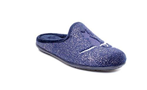 Valleverde Tessuto Valleverde Valleverde Pantofola Donna Tessuto Donna Pantofola PzBwvx61q