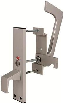Cierre de puerta deslizante con indicador para baño de discapacitados: Amazon.es: Bricolaje y herramientas